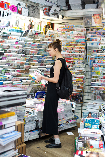 magazines in demand